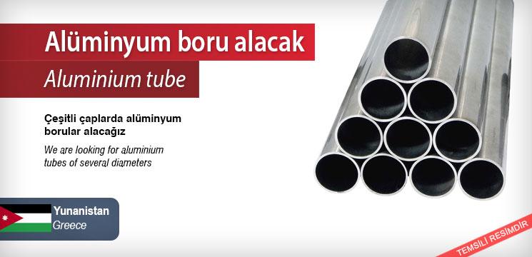 Aluminium-tube