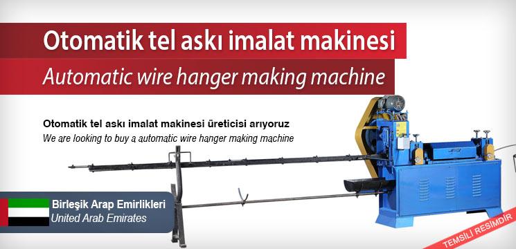 Automatic-wire-hanger-making-machine