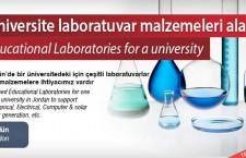 Üniversite laboratuvar malzemeleri alacak
