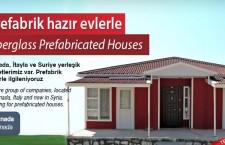 Prefabrik hazır evlerle ilgileniyor