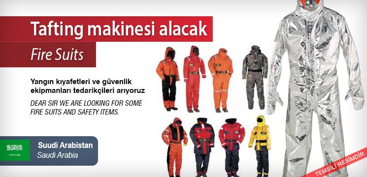Fire-Suits