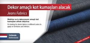 Jeans-Fabrics