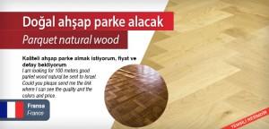 Parquet-natural-wood
