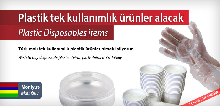 Plastic-Disposables-items