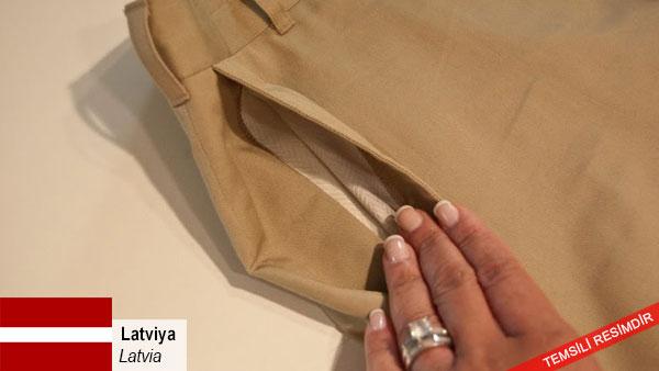 Pocketing-fabric