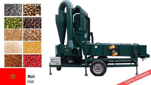 Sesame-cleaning-machine