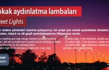 Sokak aydınlatma lambaları alacak