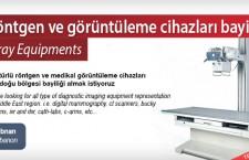 Röntgen ve görüntüleme cihazları bayiliği