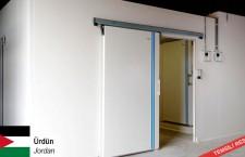 Soğuk oda kapıları ve aksesuarları