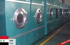 Endüstriyel yıkama ve ütüleme ekipmanları almak istiyor
