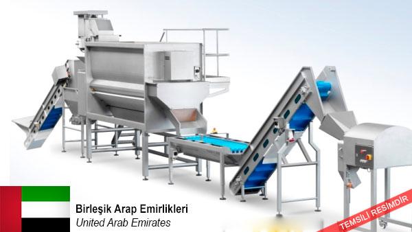 Potato-processing-line