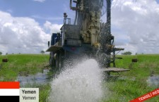 Su ve petrol sondaj ekipmanlarıyla ilgileniyor