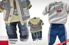 Çocuk ve bebek giyim ürünleri ithal etmek istiyor