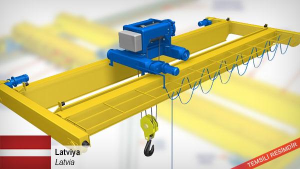Double-girder-over-head-crane-kit