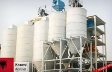 Kuru sıva harcı üretim hattı kurmak istiyor