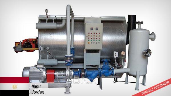Hot-Oil-Boiler