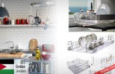 Mutfak için krom ekipmanlar, aksesuarlar almak istiyor