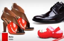 Kadın, erkek ve çocuk ayakkabıları almak istiyor