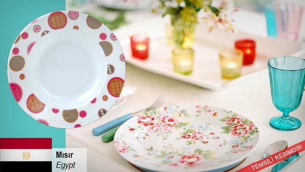 Melamine-tableware-overlay-paper