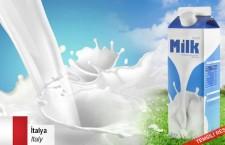 Uzun ömürlü UHT süt almak istiyor