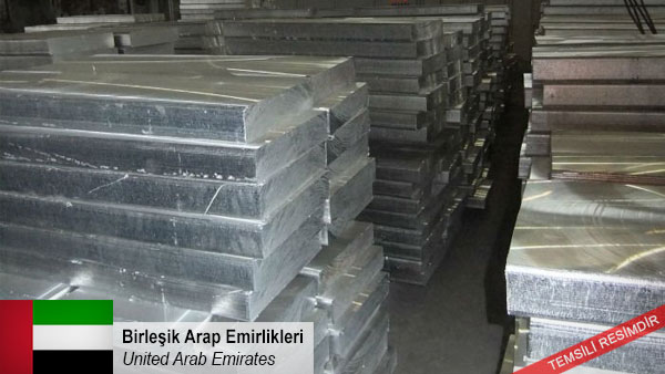 Aluminium-alloy-slabs
