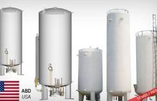 Sıvı oksijen depolamak amacıyla kriyojenik tanklar almak istiyor