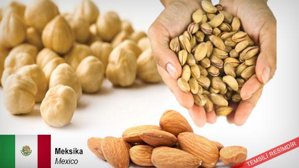 Hazelnut-pistachio-almond