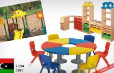 Ana sınıfı mobilyaları ve bahçe oyun ekipmanları almak