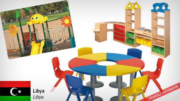 Kindergarten-furniture