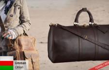 Bayan deri çantaları, seyahat çantaları almak istiyor