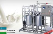 Süt işleme tesisi ekipmanları almak istiyor