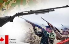 Av sporu amaçlı havalı, pompalı, çifte tüfekler üreticileri arıyor