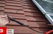 Güneş enerjisi sistemleri kabloları almak istiyor