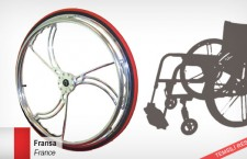 Spor amaçlı tekerlekli sandalye jantları almak istiyor