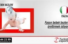 Fason bebek bezleri ürettirmek istiyor