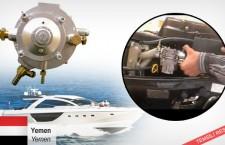 Yatlar ve botlar için LPG dönüşüm kitleri almak istiyor
