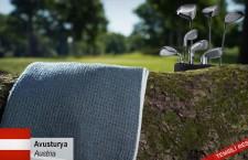 Golf havlusu çeşitleriyle ilgileniyor