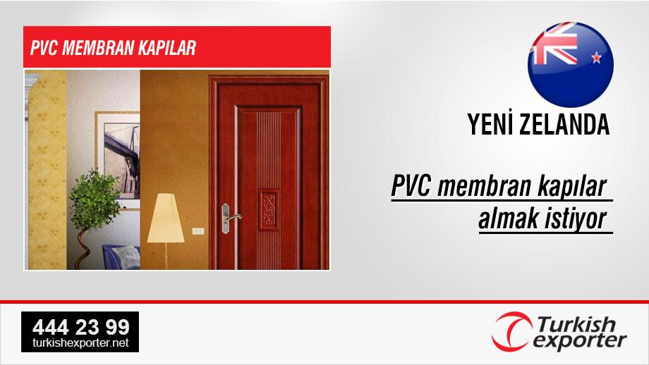 PVC-Membrane-doors
