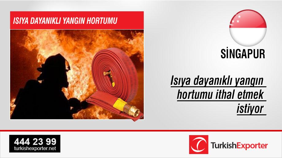 Thermal-fire-reel-hose
