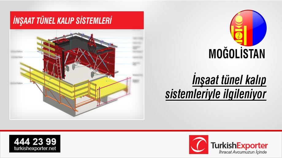 Tunnel-Formwork-System