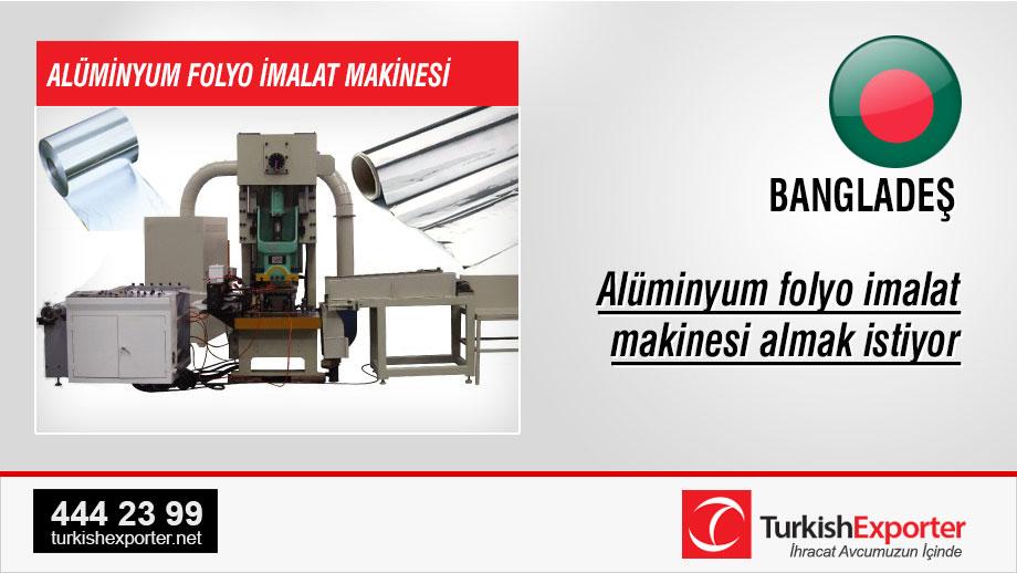 Aluminum-Foil-making-machine