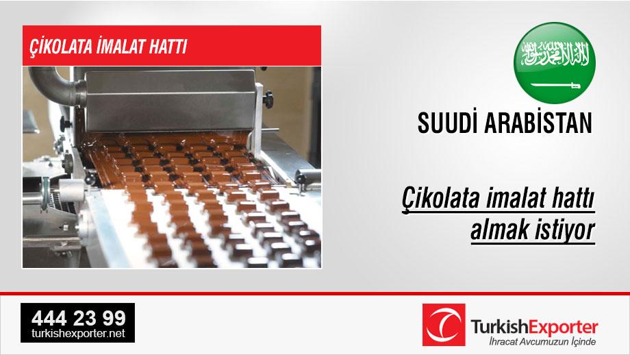 Chocolate-machine