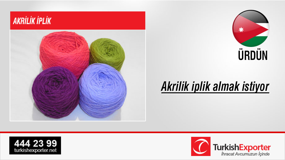 Acrylic-yarn