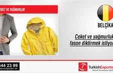 Ceket ve yağmurluk fason diktirmek istiyor