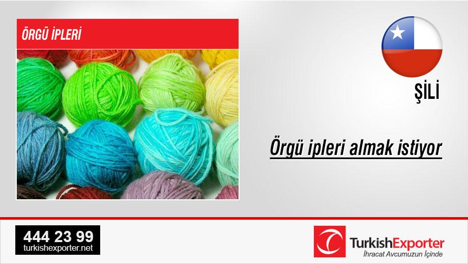 Knitting-yarn