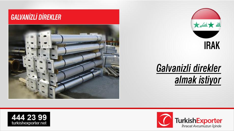 Galvanized-Columns