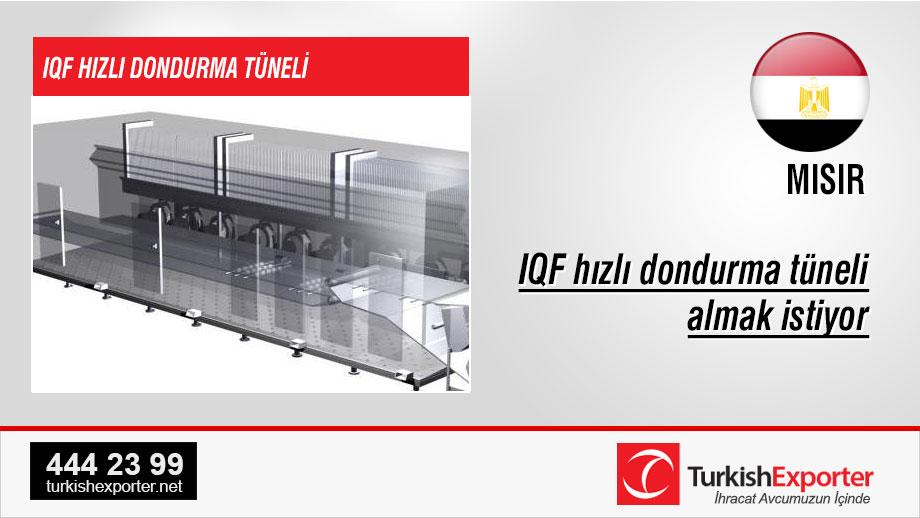 Iqf-Freezer-Tunnel