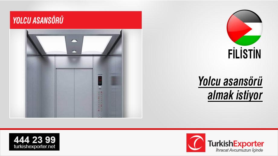 Passenger-elevator