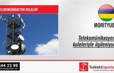 Telekomünikasyon kuleleriyle ilgileniyor