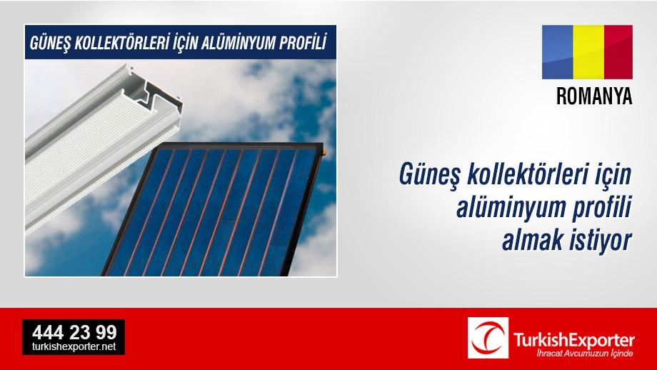 Aluminium-Rails